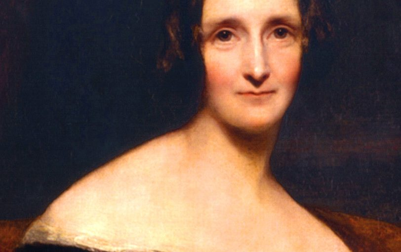 «Frankenstein o El moderno Prometeo» de Mary W. Shelley.