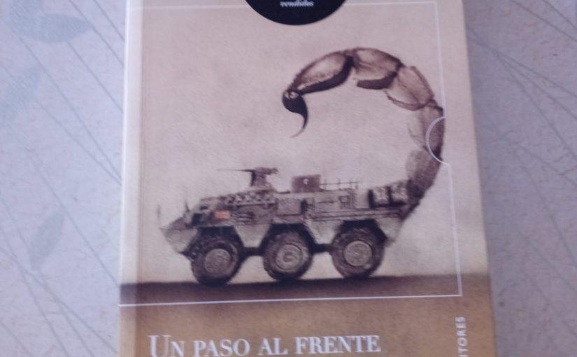 """""""Un paso al frente"""" de Luis Gonzalo Segura de Oro-Pulido"""