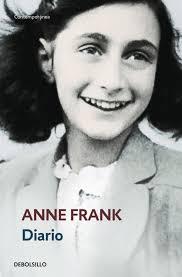 """""""El diario de Ana Frank"""", Annelies Marie Frank."""